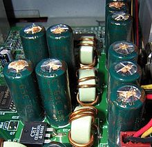 Capacitor plague - Wikipedia