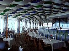 The World's Only 7 Stars Hotel is Burj Al Arab Hotel Dubai al muntaha restaurant