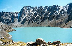 Ala-Kul - Lake Ala-Kul