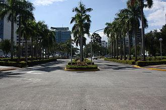 Ayala Alabang - Madrigal Business Park near Alabang Town Center