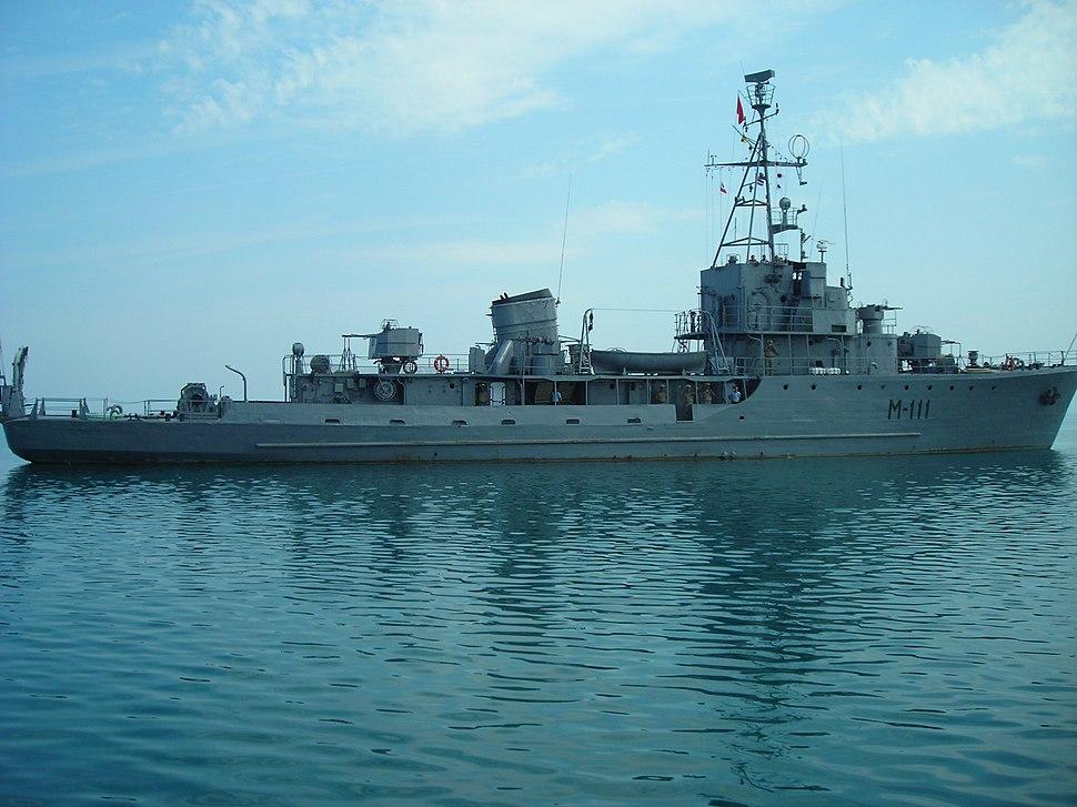Albanian Minesweeper M-111