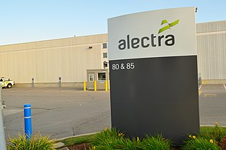 Alectra Canadian electric utility