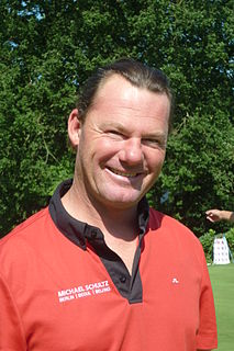 Alex Čejka Czech-German professional golfer