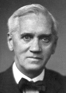 Portrait de Alexander Fleming