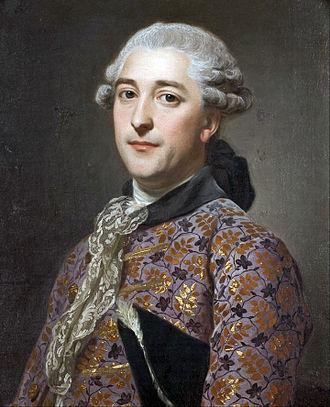 Malmö Art Museum - Image: Alexander Roslin Portrait of Prince Vladimir Golitsyn Borisovtj Google Art Project