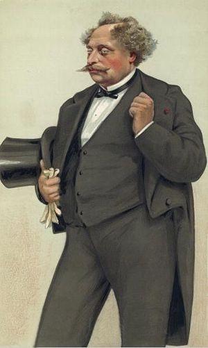 Alexandre Dumas, fils cover