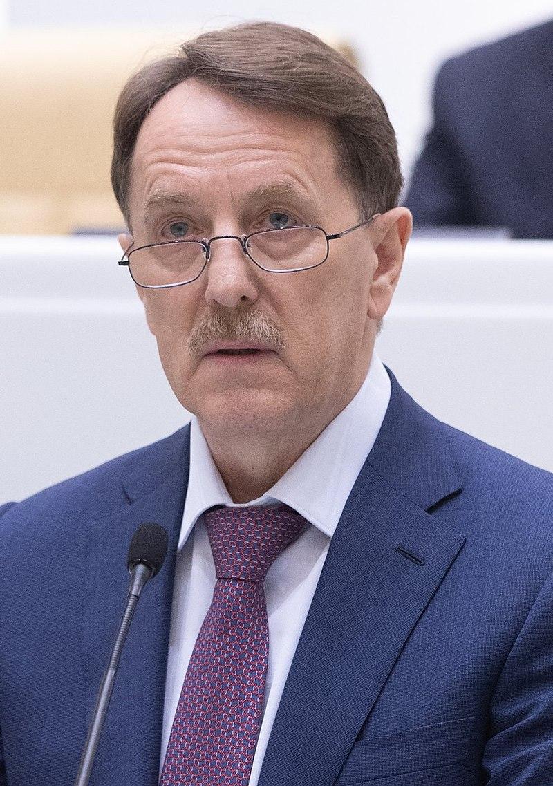 Вице-спикер Госдумы Алексей Васильевич ГОРДЕЕВ
