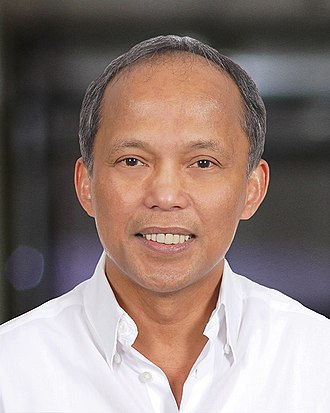 Cabinet of the Philippines - Image: Alfonso Cusi NAPOCOR