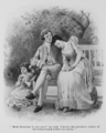 Alfred Grace and their Little Daughter in the Orchard page 130.png