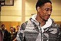 All-Star Game Weekend Raptors' DeMar DeRozen at NBA All-Star Weekend 2016 (3) (25010988556).jpg