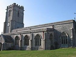 All Saints Church, Wyke Regis - geograph.org.uk - 436355.jpg