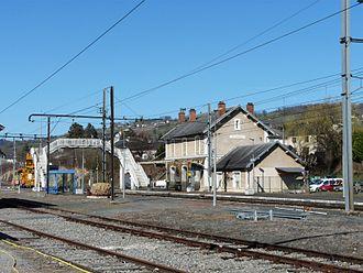 Allassac - Allasac Railway Station
