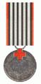 Allgemeines Preussisches Ehrenzeichen IIer Klasse mit Genfer Kreuz für Zivilisten 1871.png