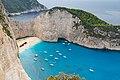Amazing beach on the island Zakynthos Greece (44652933410).jpg