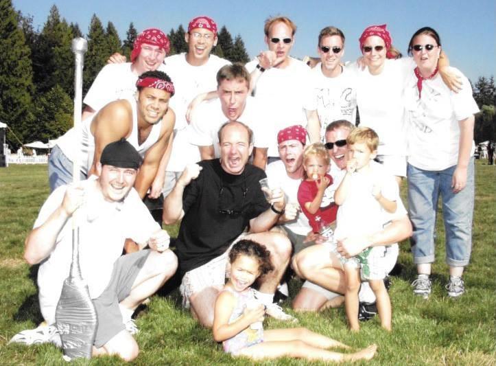 Amazon summer party 2000