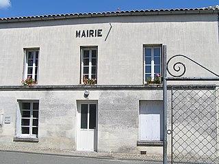 Ambleville, Charente Commune in Nouvelle-Aquitaine, France