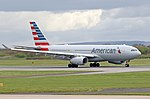 American Airlines Airbus A330-243 (N285AY) at Manchester Airport.jpg