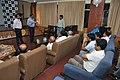 Amitava Akuli And Arun Jana Demonstrate CDAC Handheld Electronics Nose - NCSM - Kolkata 2018-04-23 0294.JPG