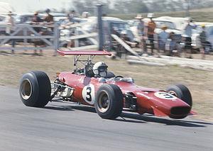 Scuderia Veloce - Chris Amon won both the 1969 New Zealand and Australian Grands Prix and the 1969 Tasman Series driving a Ferrari Dino 246T/69 for Scuderia Veloce