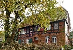 an Der Marienkirche in Isernhagen