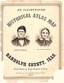 An illustrated historical atlas map of Randolph County, Ills. - carefully compiled from personal examinations and surveys. LOC 2007626988-2.jpg