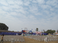 An sitting arrangement made by the political party during Namvistar Din.png