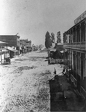 Anaheim, California - Anaheim in 1879