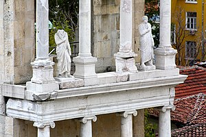 Plovdiv Roman theatre - Image: Ancient theatre plovdiv 1