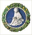 Andrea Della Robbia San Agustin Colección Carmen Thyssen-Bornemisza en depósito en el Museo Thyssen-Bornemisza ca 1490.jpg