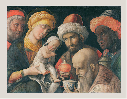 Andrea Mantegna (Italian (Paduan) - Adoration of the Magi - Google Art Project