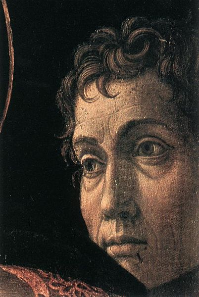 File:Andrea Mantegna - Presentation at the Temple (detail) - WGA13964.jpg