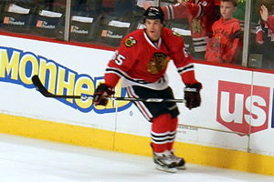 Andrew Shaw (ice hockey) - Shaw with the Chicago Blackhawks in 2013