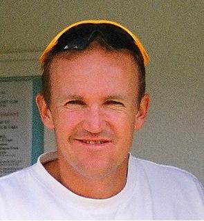 Andy Flower British-Zimbabwean cricket coach