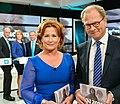 Anna Hedenmo och Mats Knutson in Sept 2014.jpg
