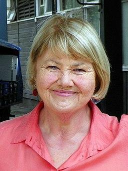 Annette Badland 2016