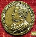 Anonimo, medaglia di girolamo fabiani, 1570.JPG