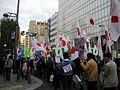 Anti-Chinese government rally on 6 November 2010 at Hibiya 07.jpg