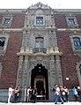 Antiguo Colegio de San Ildefonso, Ciudad de México - Entrada Principal.jpg