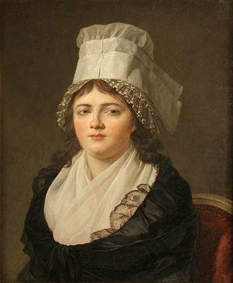 Georges Danton - Antoinette Gabrielle Charpentier Danton