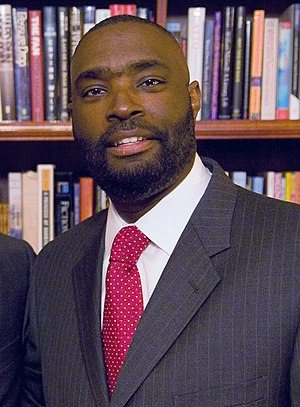 Antwone Fisher - Fisher in May 2010