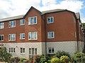 Apartments at Maes y Coed on the corner of Wood Street and Dale Street, Menai Bridge - geograph.org.uk - 552615.jpg