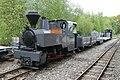 Apedale Valley light Railway - WWI locomotive (geograph 4481894).jpg