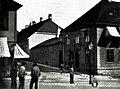 Apoteket, Pausegården, Skien før branden.jpg