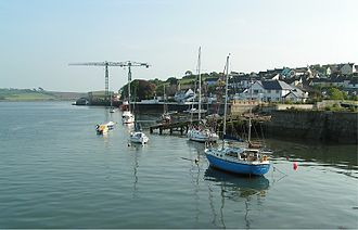 Appledore, Torridge - Image: Appledore shipyard 800