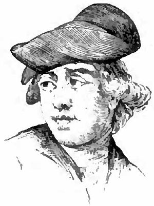 Charles Lee (general) - Lee as depicted in Appletons' Cyclopædia of American Biography