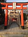 Arakuma Inari Shrine in Iminomiya Shrine.jpg
