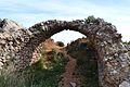Arc al fort de Bèrnia.JPG