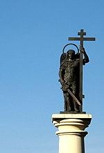 Monument to Archangel Mikhail