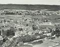 Archives Milvignes Auvernier photographies aeriennes 20e siecle v.2019.16873 003.tif