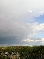 Arco Iris sobre los Barrancos.jpg